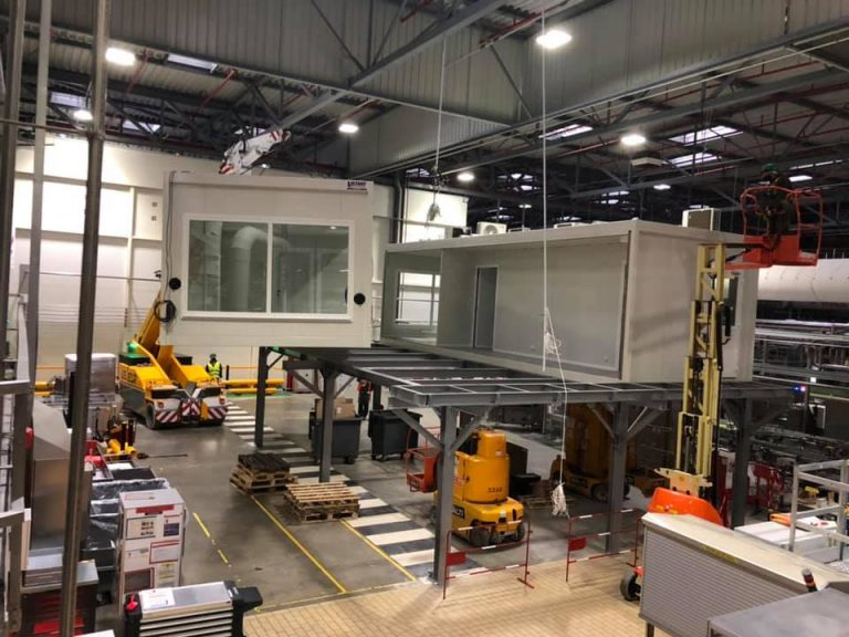 Modulaire industrie