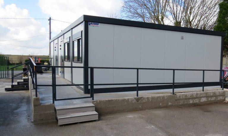 Ecole et salle de classe en livraison dans les Hauts-de-France et le Nord-Pas-de-Calais