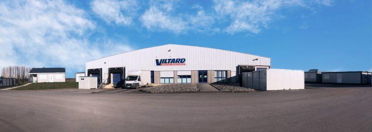 service modulaire à Aire-sur-la-Lys bâtiment Viltard