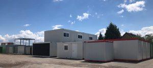 Livraison et installation de bâtiments Modulaire viltard dans les Hauts-de-France