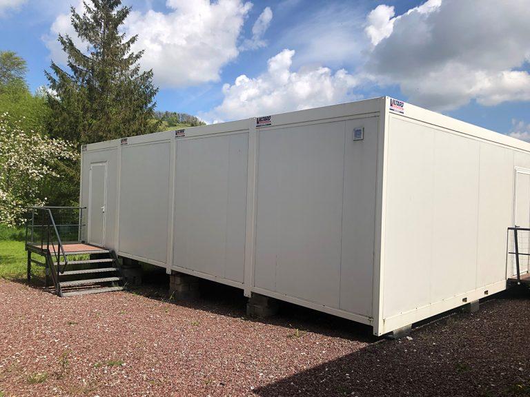 service modulaire dans les Hauts-de-France et Nord-Pas-de-Calais