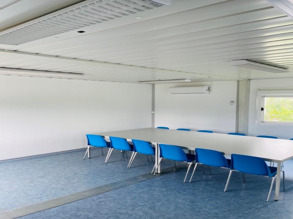 bureaux en modulaire